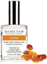 Духи, Парфюмерия, косметика Demeter Fragrance Amber - Духи