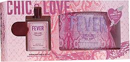 Духи, Парфюмерия, косметика Chic&Love Fever - Набор (edt/100ml + bag)