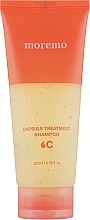 Духи, Парфюмерия, косметика Капсульный восстанавливающий шампунь для волос - Moremo Capsule Treatment Shampoo C