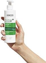 Шампунь против перхоти интенсивного действия для нормальных и жирных волос - Vichy Dercos Anti-Dandruff Advanced Action Shampoo — фото N10