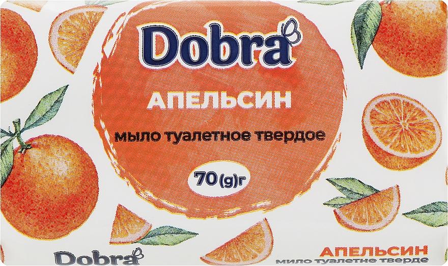 """Туалетное мыло """"Апельсин"""" - Мыловаренные традиции Bovary Dobra"""
