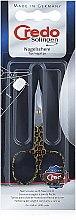 Духи, Парфюмерия, косметика Маникюрные ножницы Afrika 8 см, 8011 - Credo Solingen
