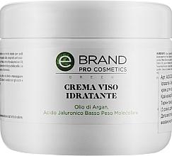 Духи, Парфюмерия, косметика Увлажняющий и питательный крем для нормальной кожи - Ebrand Crema Viso P.Normali Idratante