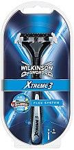 Духи, Парфюмерия, косметика Бритва с 1 сменной кассетой - Wilkinson Sword Xtreme 3