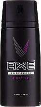 Духи, Парфюмерия, косметика Дезодорант-спрей - Axe Excite Deodorant Body Spray