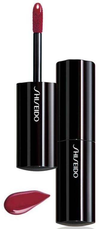 Рідка помада-лак - Shiseido Lacquer Rouge (тестер) — фото N1