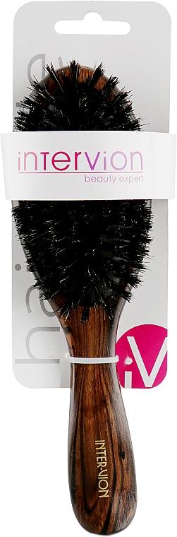 Расческа для волос, деревянная - Inter-Vion