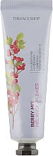 Духи, Парфюмерия, косметика Крем для рук - The Face Shop Daily Perfumed Hand Cream 04 Berry Mix