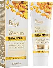 Духи, Парфюмерия, косметика Золотая маска-пленка для лица - Farmasi Dr. Tuna Acai Complex