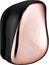 Компактная расческа для волос - Tangle Teezer Compact Styler Rose Gold — фото N1