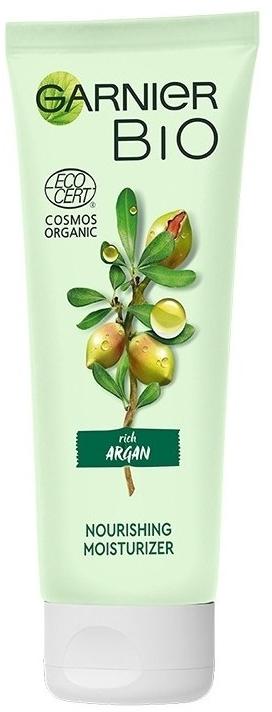 Питательный крем с экстрактом арганы для сухой и чувствительной кожи лица - Garnier Bio Rich Argan