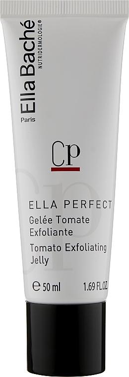 "Эксфолиирующий гель ""Томат"" - Ella Bache Ella Perfect Makeup Removal Tomato Exfoliating Jelly"
