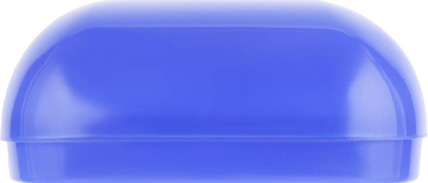 Мыльница 98001, темно-синяя - SPL