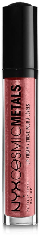 Кремовый блеск для губ - NYX Professional Makeup Cosmic Metal Lip Cream