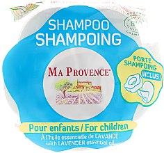 Духи, Парфюмерия, косметика Твердый шампунь для детей - Ma Provence Shampoo For Children