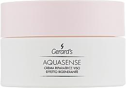 Духи, Парфюмерия, косметика Восстанавливающий крем для лица - Gerard's Cosmetics Aquasense Repairing Face Cream