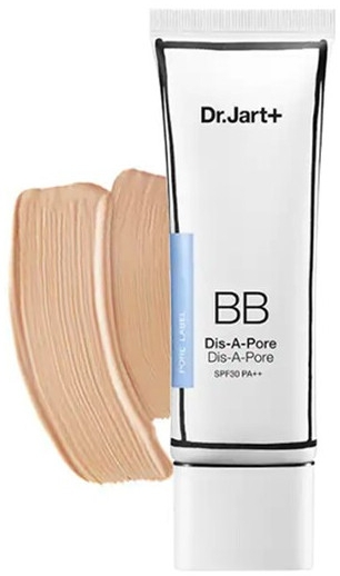 BB-крем сглаживающий широкие поры - Dr. Jart+ Dermakeup Dis-A-Pore Beauty Balm