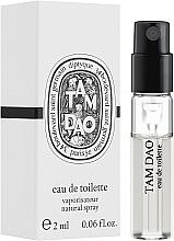Духи, Парфюмерия, косметика Diptyque Tam Dao - Туалетная вода (пробник)
