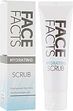 Духи, Парфюмерия, косметика Скраб для лица - Face Facts Hydrating Scrub