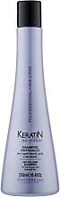 Духи, Парфюмерия, косметика Антижелтый шампунь для светлых волос - Phytorelax Laboratories Keratin No-Yellow Shampoo