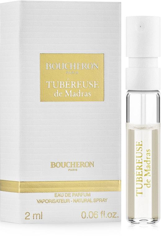 Boucheron Tubereuse De Madras - Парфюмированная вода (пробник)