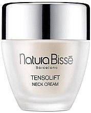 Духи, Парфюмерия, косметика Крем для микролифтинга области шеи и декольте - Natura Bisse Tensolift Neck Cream