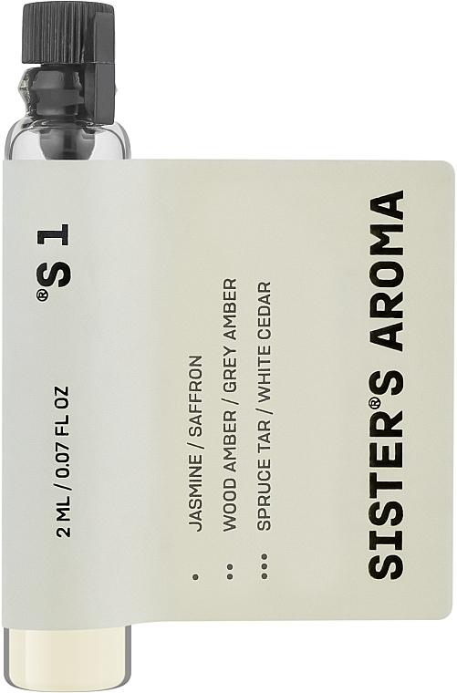 Sister's Aroma 1 - Парфюмированная вода (пробник)