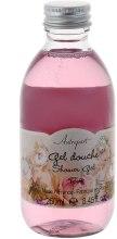 Духи, Парфюмерия, косметика Гель для душа увлажняющий, питательный, на основе масла сладкого миндаля и экстракта мальвы, с ароматом розы - Autrepart