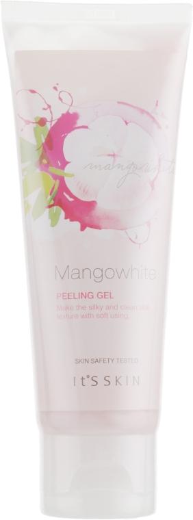Пилинг для очищения кожи с мангустином - It's Skin MangoWhite Peeling Gel