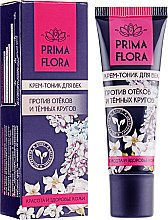 Духи, Парфюмерия, косметика Крем-тоник для век против отеков и темных кругов - Modum Prima Flora