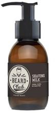 Духи, Парфюмерия, косметика Смягчающее молочко для бритья - Beard Club Shaving Milk