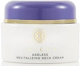 Духи, Парфюмерия, косметика Крем для шеи и области декольте - Tatcha Ageless Revitalizing Neck Cream