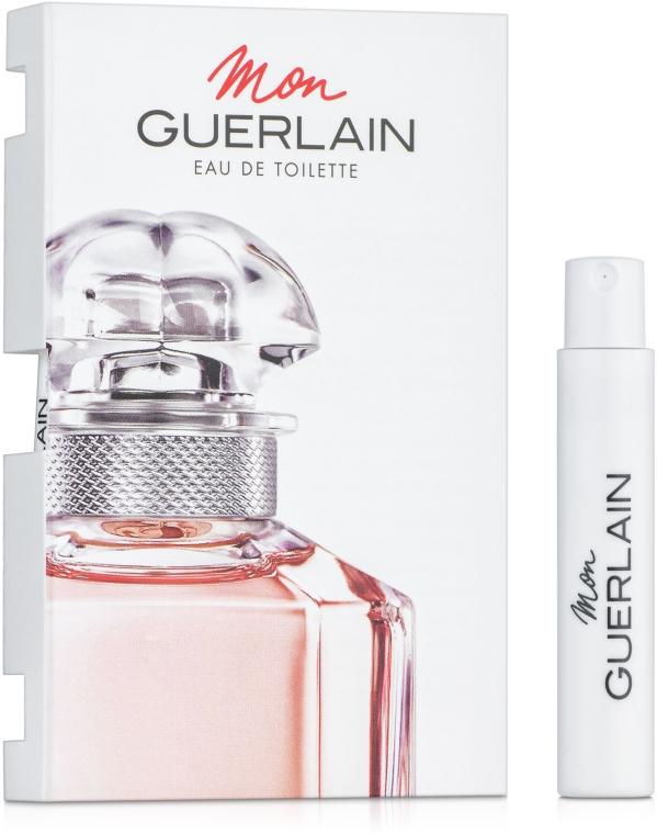 Guerlain Mon Guerlain Eau de Toilette - Туалетная вода (пробник)