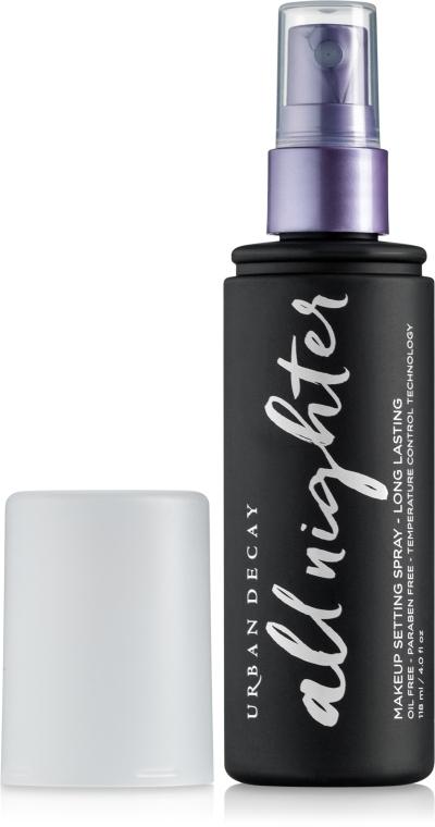 Спрей для закрепления макияжа - Urban Decay All Nighter Makeup Setting Spray