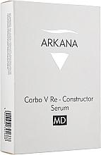 Духи, Парфюмерия, косметика Активная сыворотка - Arkana Carbo V Re-Constructor Serum