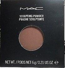 Духи, Парфюмерия, косметика Пудра для лица - M.A.C Sculpting Powder Pro Palette Refill (сменный блок)