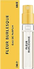 Духи, Парфюмерия, косметика Vilhelm Parfumerie Fleur Burlesque - Парфюмированная вода (пробник)