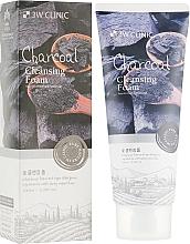 Духи, Парфюмерия, косметика Глубоко очищающая пенка для сужения пор - 3W Clinic Charcoal Cleansing Foam