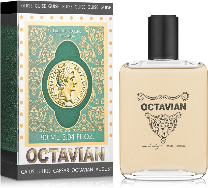 Guise Octavian - Одеколон