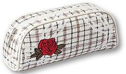 """Духи, Парфюмерия, косметика Косметичка """"Rose"""", 95801, бежевая - Top Choice"""