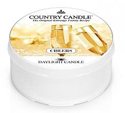Духи, Парфюмерия, косметика Чайная свеча - Country Candle Cheers Daylight