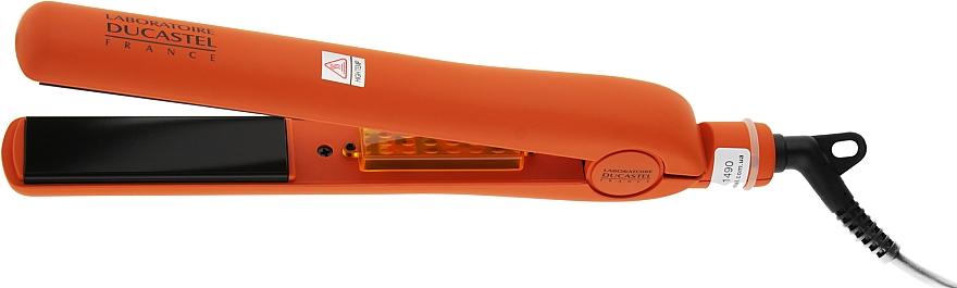 Выпрямитель для волос с турмалиновым покрытием и системой двойного микрочипа, 24 мм - Laboratoire Ducastel Subtil FD-040