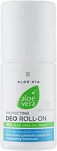 Духи, Парфюмерия, косметика Шариковый дезодорант - LR Health & Beauty Aloe Vera Deo Roll-On