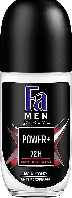 Антиперспирант роликовый - Fa Men Xtreme Power+