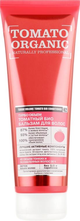 """Био-бальзам для волос """"Томатный"""" - Organic Shop Organic Naturally Professional Conditioner"""