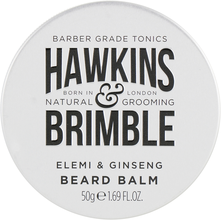 Бальзам для бороды - Hawkins & Brimble Beard Balm