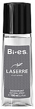 Духи, Парфюмерия, косметика Bi-Es Laserre Pour Homme - Дезодорант-спрей для тела