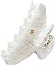 Духи, Парфюмерия, косметика Заколка-краб с золотым логотипом - Balmain F/W 19