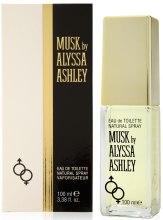 Духи, Парфюмерия, косметика Alyssa Ashley Musk - Туалетная вода (тестер с крышечкой)