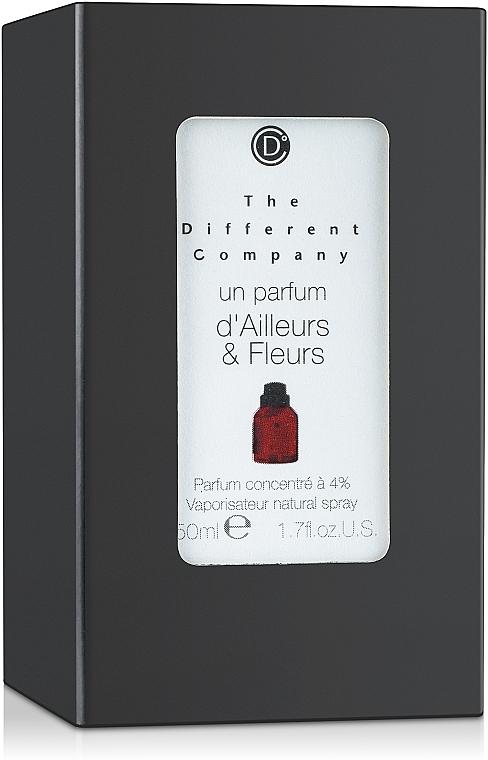 The Different Company Un Parfum D'Ailleurs & Fleurs - Парфюмированная вода